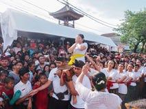Omed Omedan Bali Immagini Stock Libere da Diritti