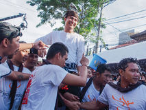 Omed Omedan Bali Obraz Royalty Free