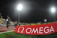 Omega Imagen de archivo
