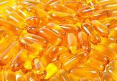 Omega 3 Royalty Free Stock Photos