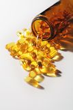 Omega 3 photographie stock
