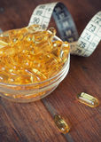 Omega 3 Stock Images