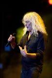Omega sur le festival de volt - Kobor Janos Images libres de droits