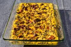 omelet Royalty-vrije Stock Foto