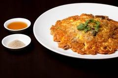 omelet fotografia de stock