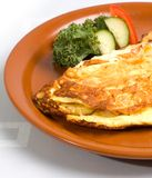 Omelet Stock Image
