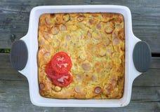 omelet Imagenes de archivo