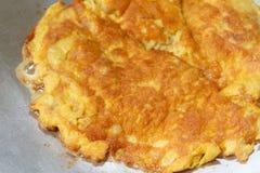 omelet Royalty-vrije Stock Afbeeldingen