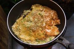 omelet Foto de archivo libre de regalías