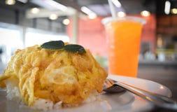 omelet Foto de archivo