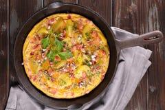 omelet fotos de stock royalty free