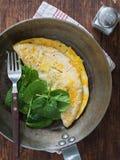 omelet stock fotografie