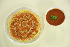 omelet Imagen de archivo