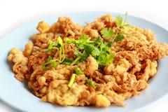 Omelet crisp Stock Photos
