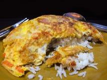 omelet foto de stock royalty free