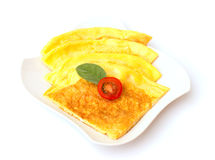 Omelet Stock Photography