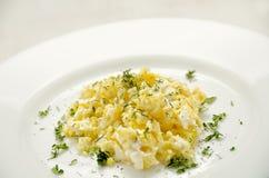 omelet Prato delicioso para a vida saudável foto de stock