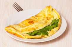 Omelet stock photos