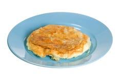 Omeleta Foto de Stock Royalty Free