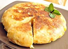 Omeleta Imagens de Stock Royalty Free
