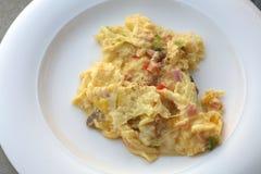 Omeleta Imagem de Stock Royalty Free