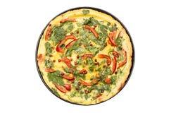 Omeleta Foto de Stock