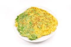 omeleta de Cha-OM Foto de Stock Royalty Free
