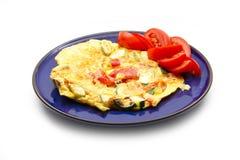 Omelett Stockfotos
