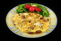 Omelett Stockbilder