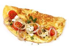 Omelett Lizenzfreie Stockfotografie