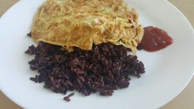 omelett Lizenzfreies Stockbild