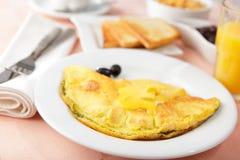 Omelett Lizenzfreie Stockfotos