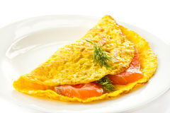 Free Omelette Royalty Free Stock Photo - 24256975