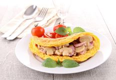 Omelette Royalty Free Stock Photography