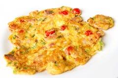 Omelette Fotografia Stock