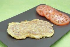 Omelette Zdjęcie Stock
