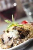 Omelette Stock Image