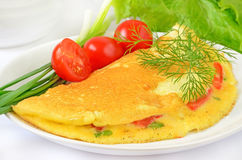 Omelette Royalty Free Stock Images