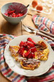Omelette Royalty Free Stock Image