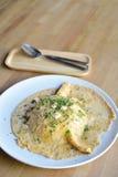 omelette Stockbild
