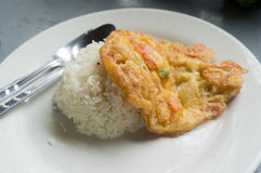 omelette Images stock