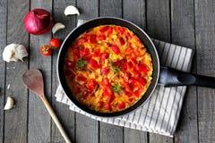 Omelette Zdjęcia Stock