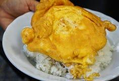 omelette Photographie stock libre de droits