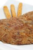 Omelette d'artichaut Photos libres de droits