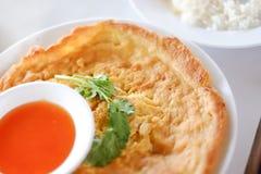 Omelette de merde Image libre de droits