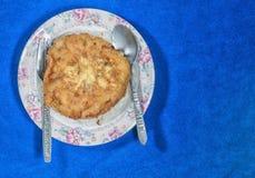 Omelette de riz Photographie stock