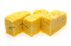Omelette di stile giapponese Fotografie Stock