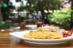 Omelette Stock Images