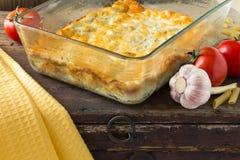 Omelette  frittata Stock Images