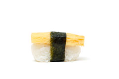 Omelette nigiri Stock Photography
